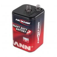 Blok batérie pre stavebné blikajúce lampy, 6V 7 Ah - IEC 4 R 25